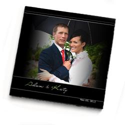 12X12 Inch Wedding Album - Flush Mount Album Style