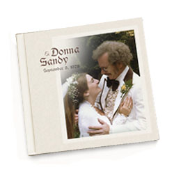 Vintage Wedding Photo Book